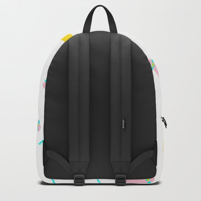 Ice cream boards Backpack