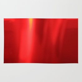 Red Love Rug