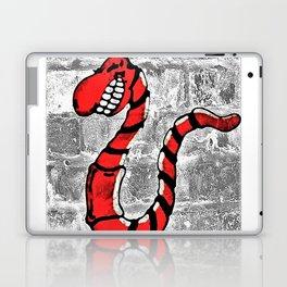 Mr. Worm Graffiti Laptop & iPad Skin