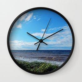 Majestic Saint-Lawrence Wall Clock