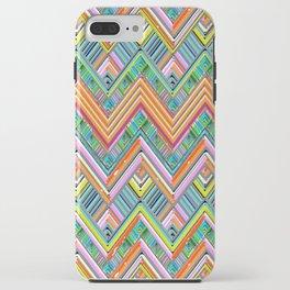 Chevron Neon iPhone Case