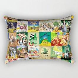 Oz Posters Rectangular Pillow