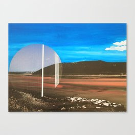 Camel Trail  Canvas Print