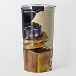 Coffee man 2 Travel Mug