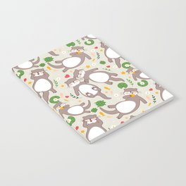 Significant otters Notebook