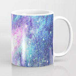 Starry Galaxy Space - Untouchable Vastness Coffee Mug