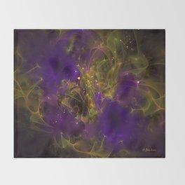 Nebula System Throw Blanket