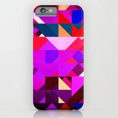 Triangle Violet Slim Case iPhone 6