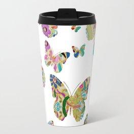 Otomi Butterflies Travel Mug