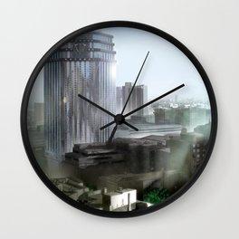 Gigacorp Wall Clock