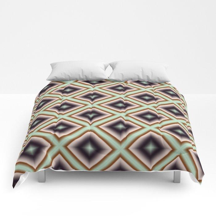 Starry Tiles in BMAP 01 Comforters