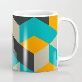 Tri V Coffee Mug