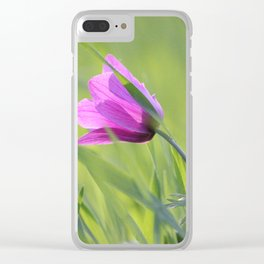 Purity of Heart Clear iPhone Case