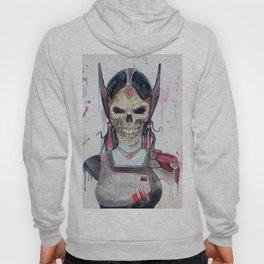 Symmetra Skull Hoody