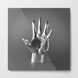 Hand #1 Metal Print
