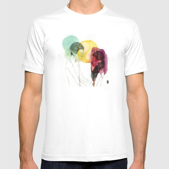 Love doesn't need words. T-shirt