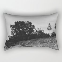 WhiteFish Point Light Station Rectangular Pillow