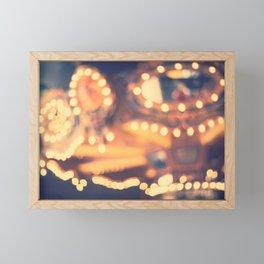 The Carousel Bar - New Orleans Framed Mini Art Print