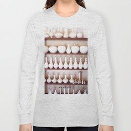 Pottery Production Long Sleeve T-shirt