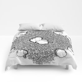Complicated but Great Comforters