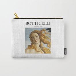 Botticelli - The birth of Venus Carry-All Pouch