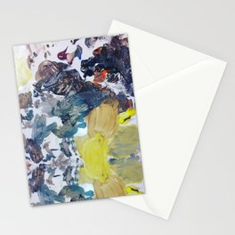 Paint Mess Stationery Cards