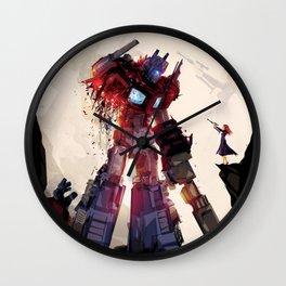 Just a scratch Wall Clock