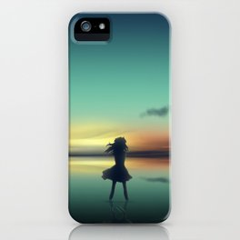 The Second Child iPhone Case