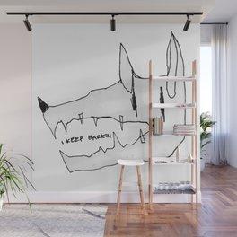 BARKIN Wall Mural
