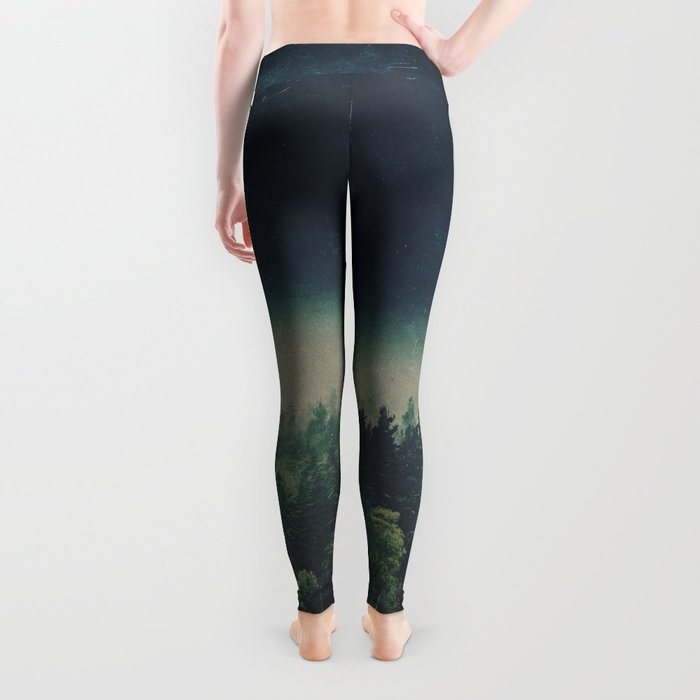 Dark Square Vol. 2 Leggings