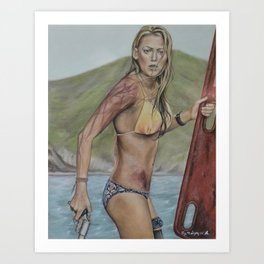 """The Shallows - """"I'm Not Dying Here""""  Blake Lively 