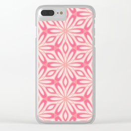 Cheerful Clear iPhone Case