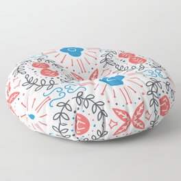 Poster Background   Clothing Pattern Design Floor Pillow