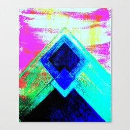 Sunset Mountains Canvas Print