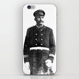 Merchant Marine (Black & White) iPhone Skin