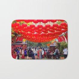 Chinese New Year, Sydney Bath Mat