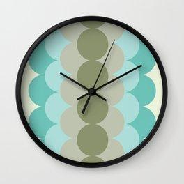 Gradual Oliva Retro Wall Clock