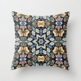 Stone Circle 03 Throw Pillow