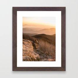 An Oscar Wilde Dawn Framed Art Print
