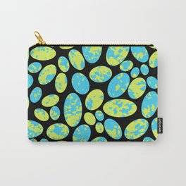 Are They Blue or Yellow Eggs? Carry-All Pouch