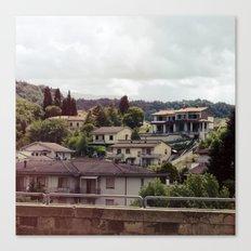 Rignano, Italy Canvas Print
