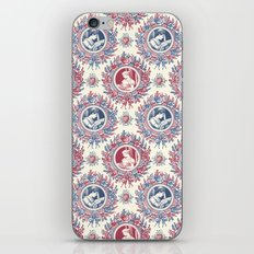 A quiet evening in two  iPhone & iPod Skin