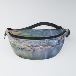 Along The Riverbank Fanny Pack