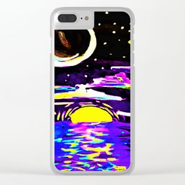 Different World Clear iPhone Case