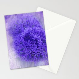 dreaming lilac -7- Stationery Cards