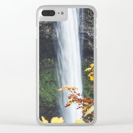 Life's Short Clear iPhone Case