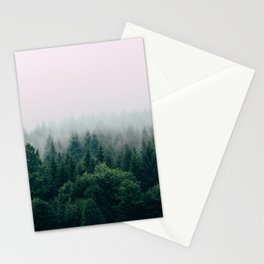Trees by Filip Zrnzevic Stationery Cards