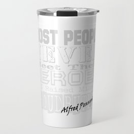 Proud Alfred Travel Mug