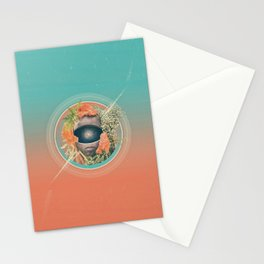 Stardust Riders Stationery Cards
