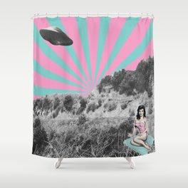 Take Me Home Shower Curtain